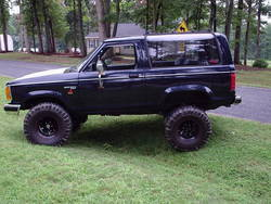 littledigger456s 1990 Ford Bronco II
