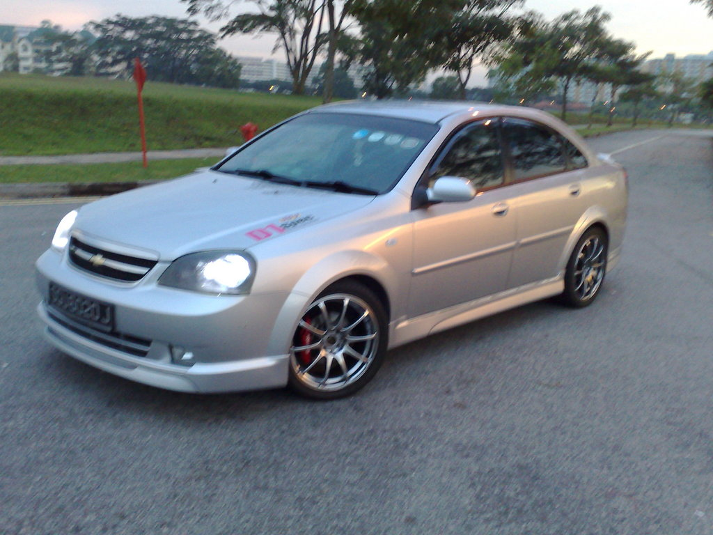 optra909's 2006 Chevrolet Optra