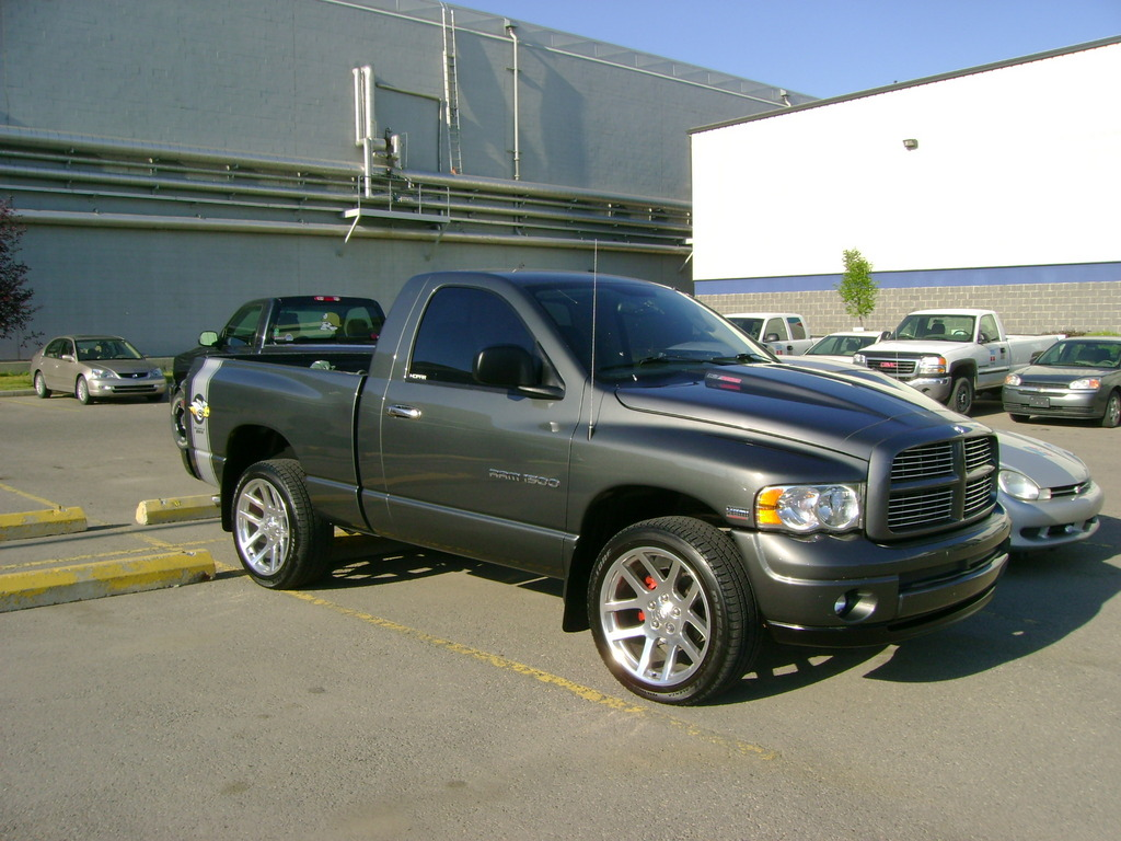shotmoney 2005 dodge ram 1500 regular cab specs photos modification info at cardomain. Black Bedroom Furniture Sets. Home Design Ideas