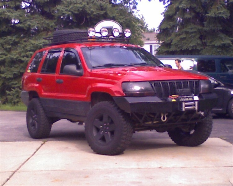 wonderbrd937's 1999 Jeep Grand Cherokee