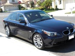 rocketaces 2006 BMW 5 Series