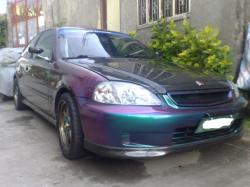 DRAG240KPHs 2000 Honda Civic