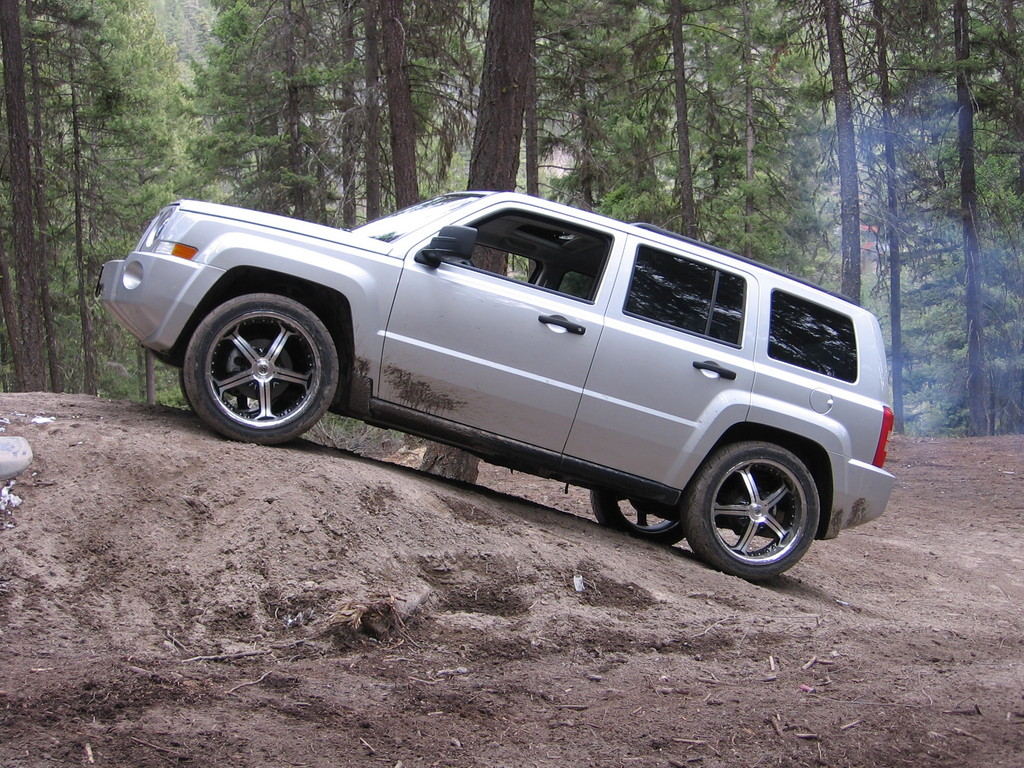 Mikewilson 2008 Jeep Patriot Specs Photos Modification
