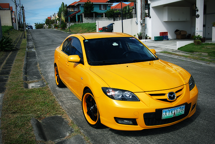 Mz3pinoy 2005 Mazda Mazda3 Specs Photos Modification