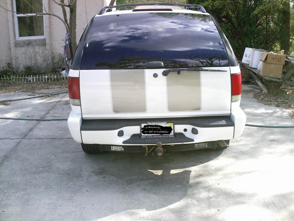 Another thumpa-wumpa 2002 Chevrolet S10 Blazer post... - 11880470