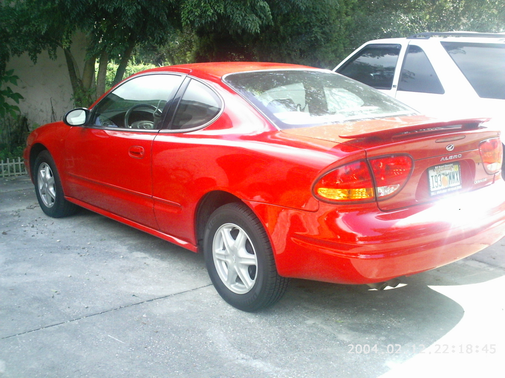 Another thumpa-wumpa 2004 Oldsmobile Alero post... - 11880521