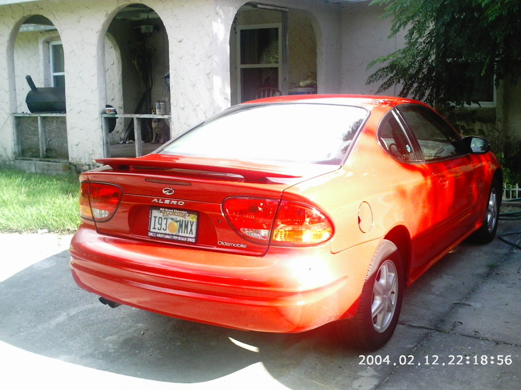 Another thumpa-wumpa 2004 Oldsmobile Alero post... - 11880522