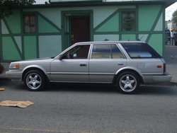 topdoller 1987 Nissan Maxima