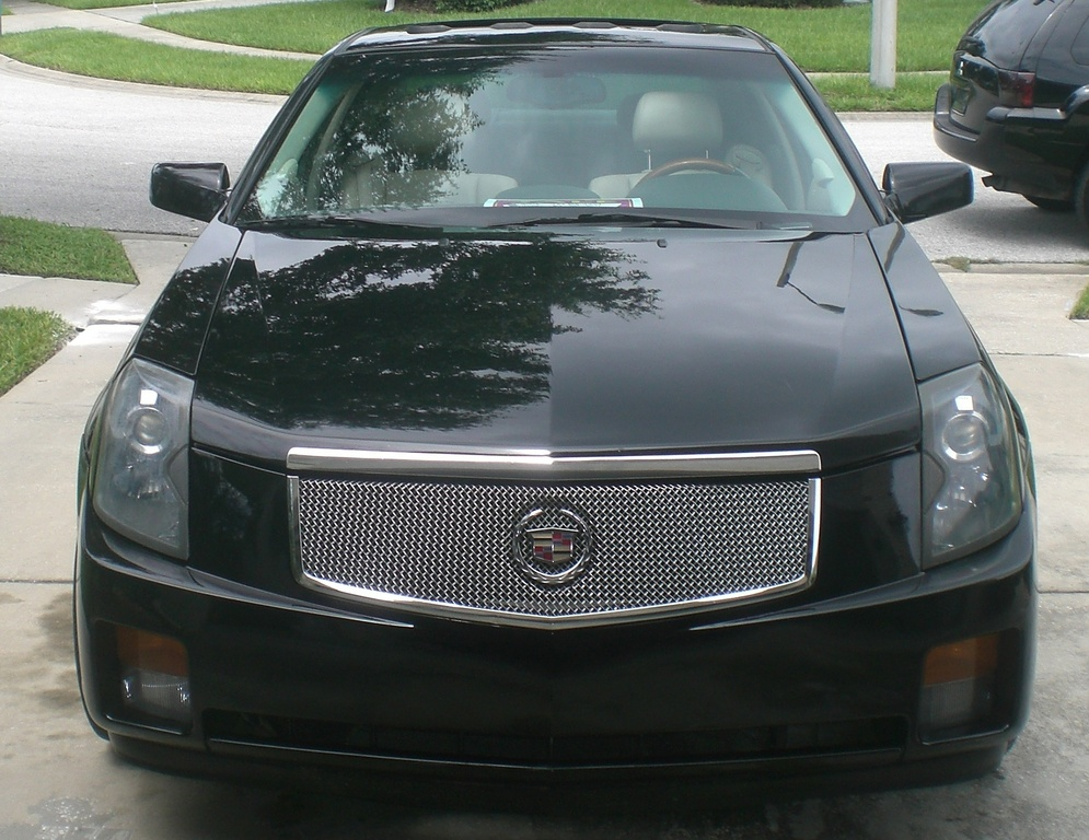 jamesbnp 2003 cadillac cts specs photos modification. Black Bedroom Furniture Sets. Home Design Ideas