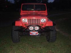 REDNECK_Cajuns 1995 Jeep YJ
