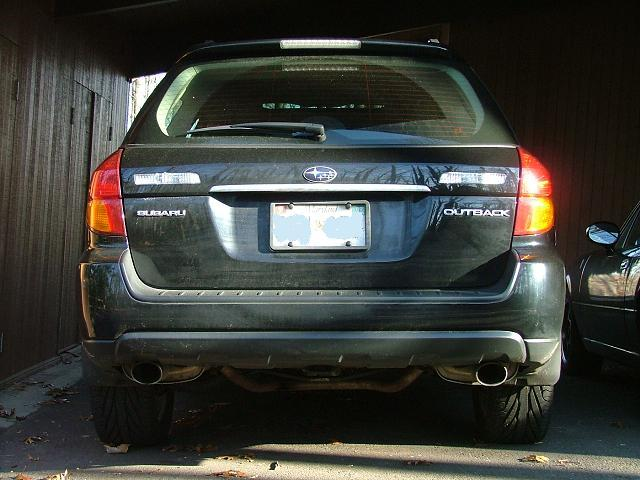 Another bill_keksz 2006 Subaru Outback post... - 11883281