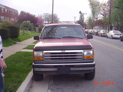 92explorerREDs 1992 Ford Explorer