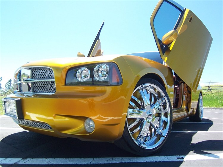 420CEO's 2006 Dodge Charger
