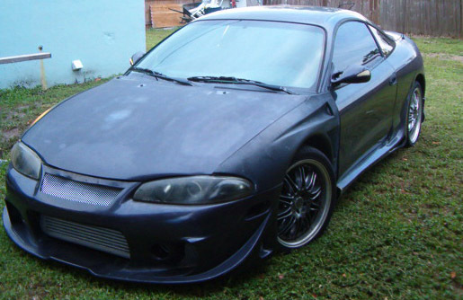 Another stroker_neon 1998 Mitsubishi Eclipse post... - 11882231