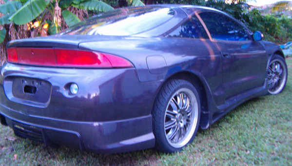 Another stroker_neon 1998 Mitsubishi Eclipse post... - 11882232