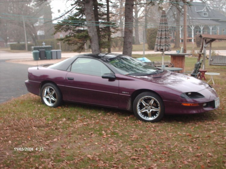 Another mer-cur-y 1996 Chevrolet Camaro post... - 11884361