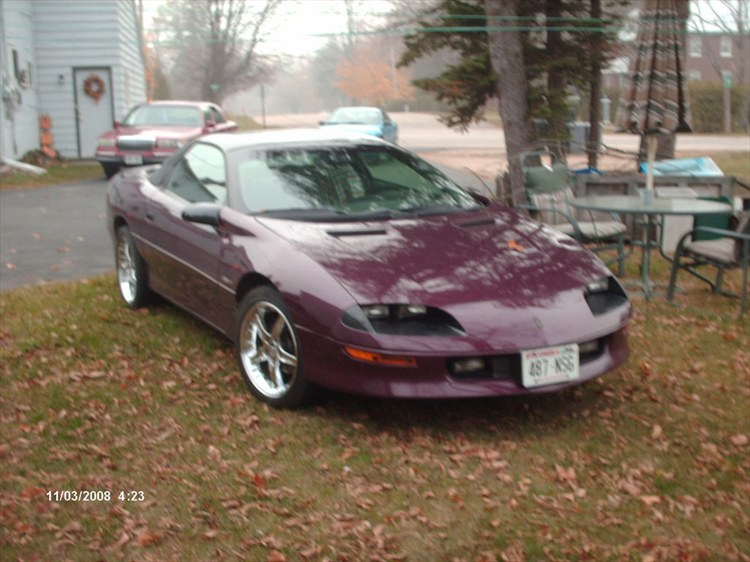 Another mer-cur-y 1996 Chevrolet Camaro post... - 11884362