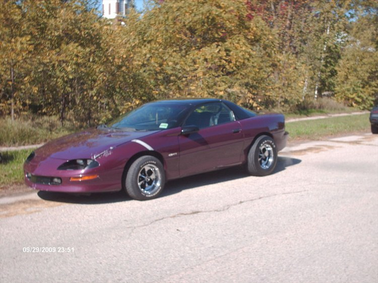 Another mer-cur-y 1996 Chevrolet Camaro post... - 11884376