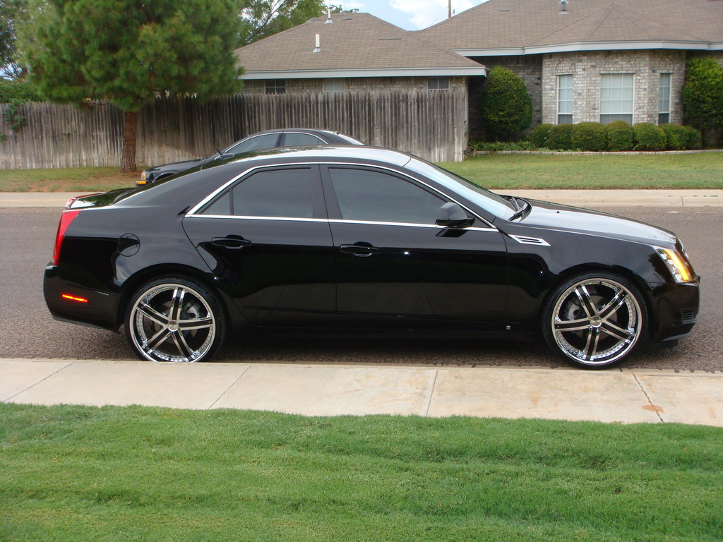 dprescott878 2008 Cadillac CTS Specs, Photos, Modification Info at
