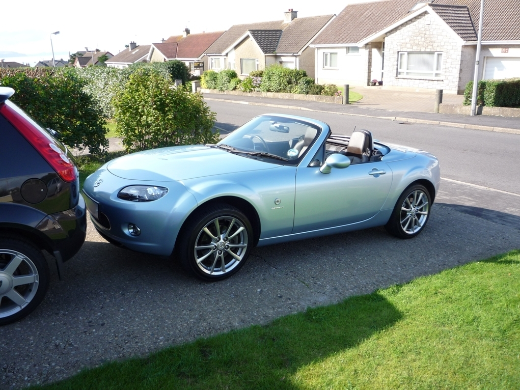 realtwisted 2008 mazda miata mx 5 specs photos modification info at cardomain. Black Bedroom Furniture Sets. Home Design Ideas