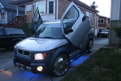Blue_Slider22s 2006 Honda Element
