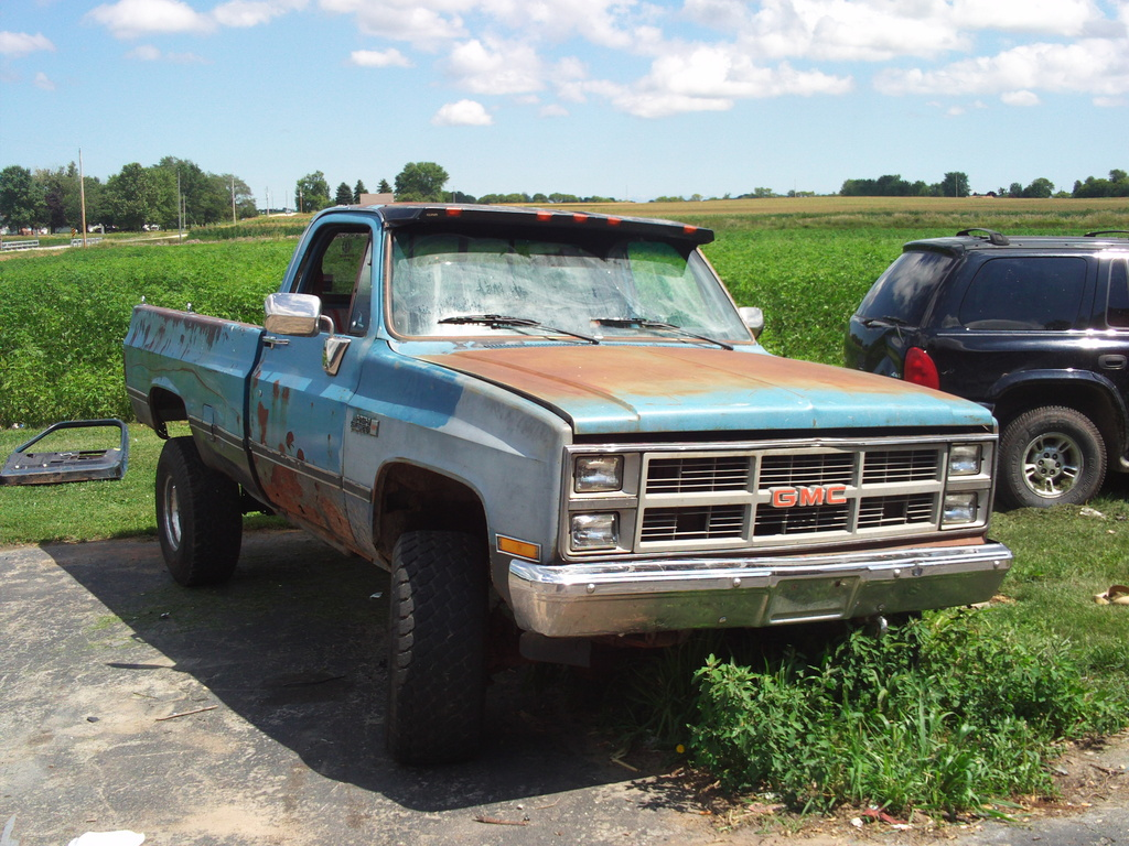 redneck5 1986 GMC K15/K1500 Pick-Up