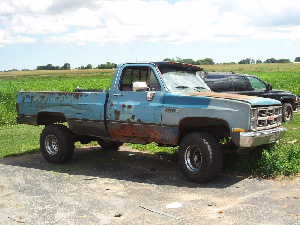 redneck5 1986 GMC K15/K1500 Pick-Up 11885259