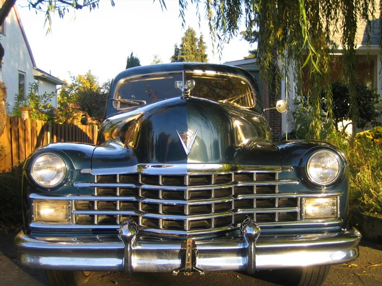 Another johnsoykut 1947 Cadillac Sixty Special post... - 11887248