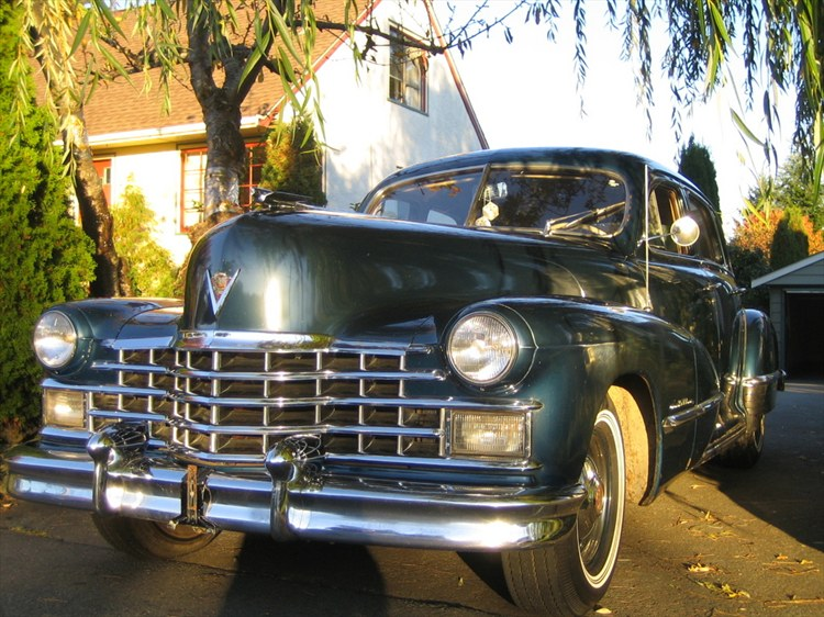 Another johnsoykut 1947 Cadillac Sixty Special post... - 11887249
