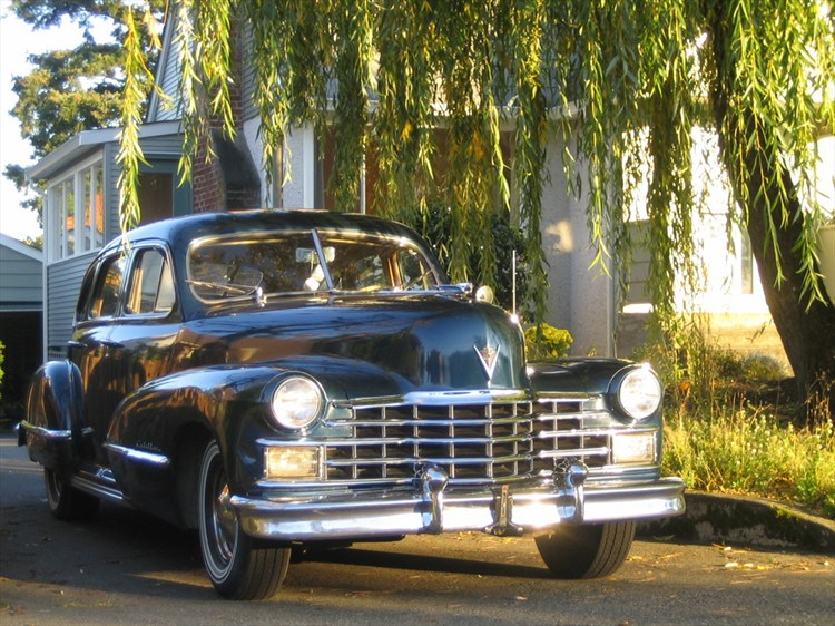 Another johnsoykut 1947 Cadillac Sixty Special post... - 11887255