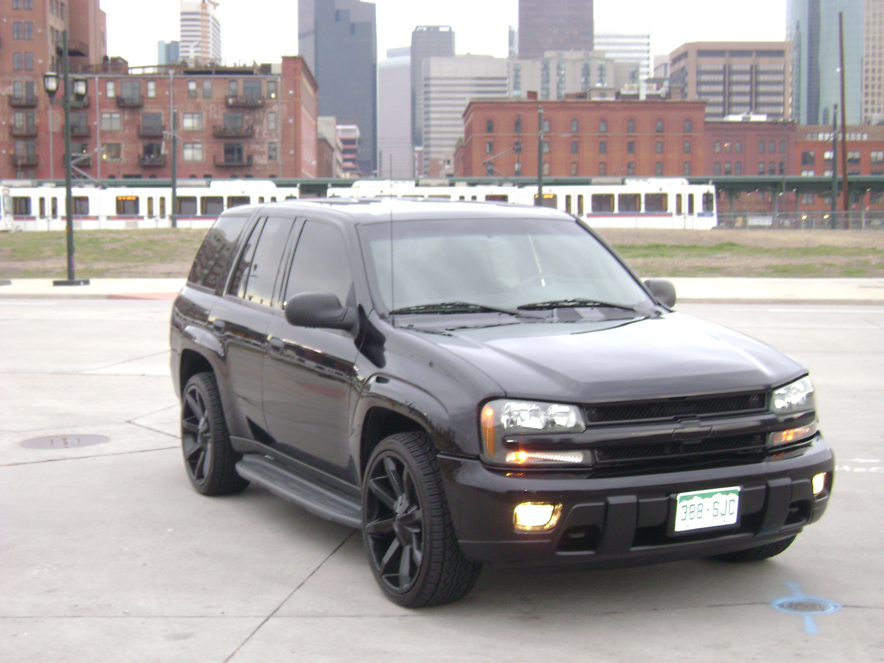 d rew 2002 chevrolet trailblazer specs photos. Black Bedroom Furniture Sets. Home Design Ideas