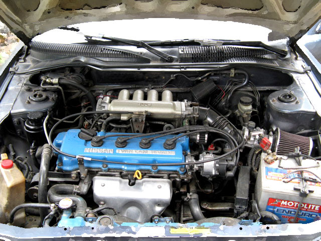 bertoo1960 1992 Nissan Sentra Specs, Photos, Modification ...