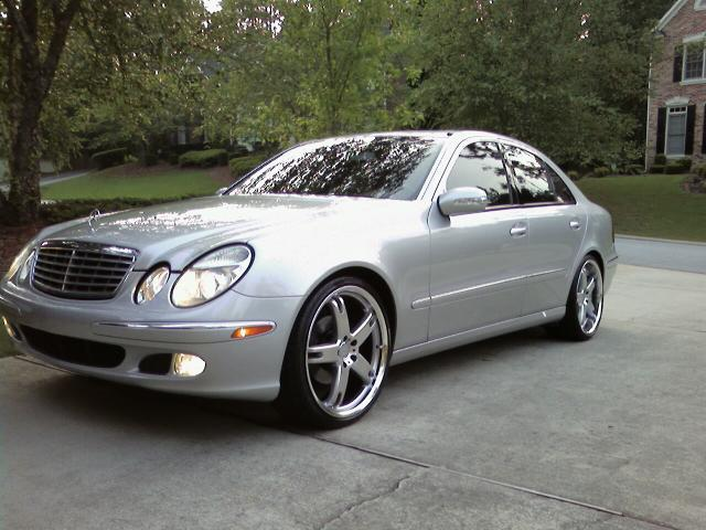 merc320 2003 mercedes benz e class specs photos. Black Bedroom Furniture Sets. Home Design Ideas