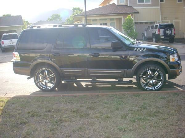 kickrockss's 2006 Ford Expedition