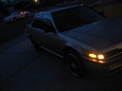 kinggee89s 1989 Honda Accord