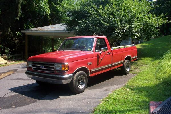 mizat110 1989 Ford F150 Regular Cab