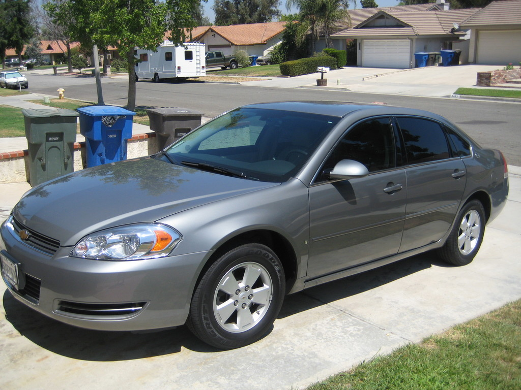 Alpineguy89 2007 Chevrolet Impala Specs Photos Modification Info At Cardomain