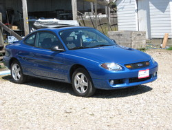 bluebubbles 2003 Ford ZX2
