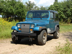 Magik235s 1992 Jeep Wrangler