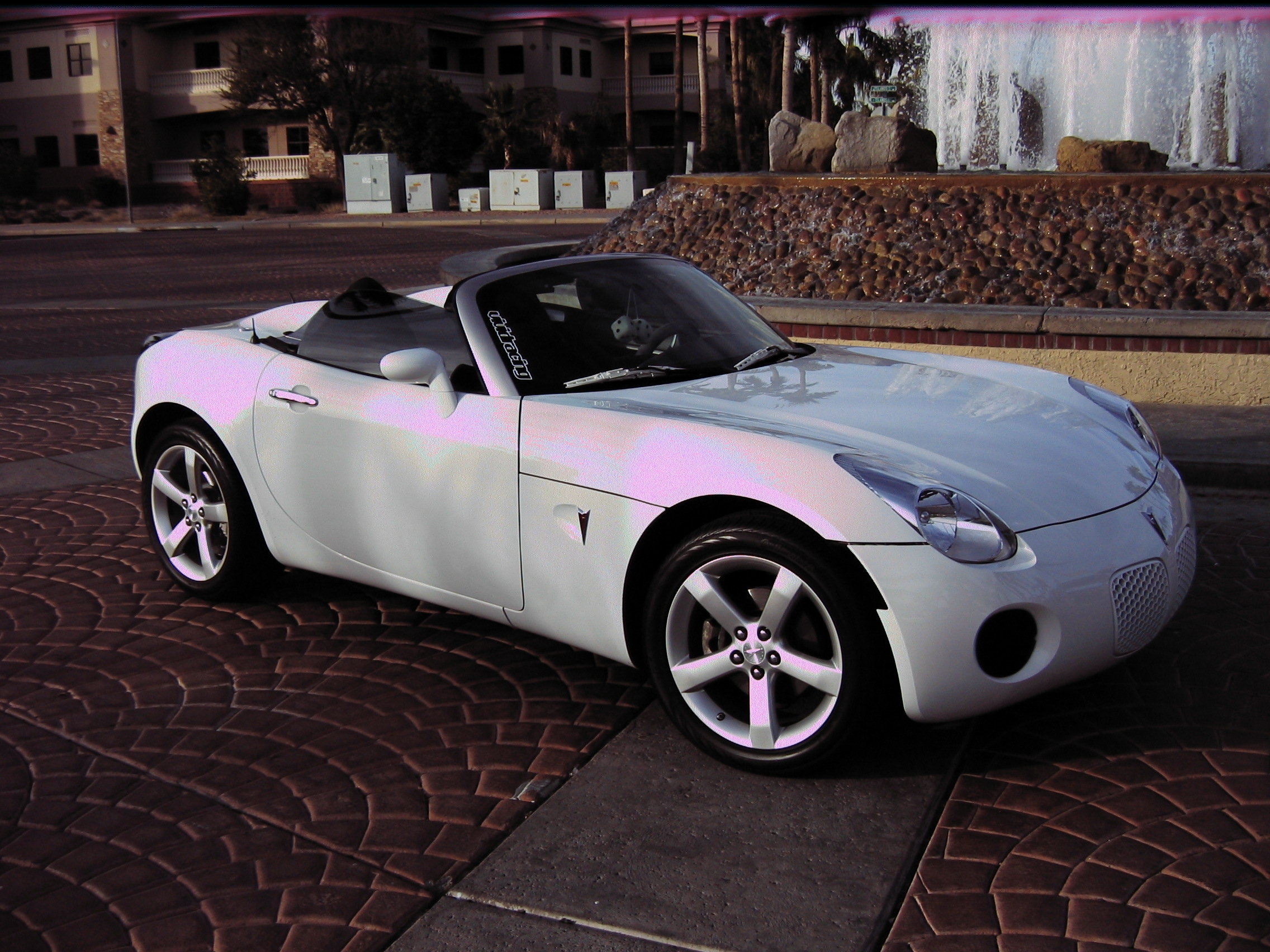 solsticeguy  pontiac solstice specs  modification info  cardomain