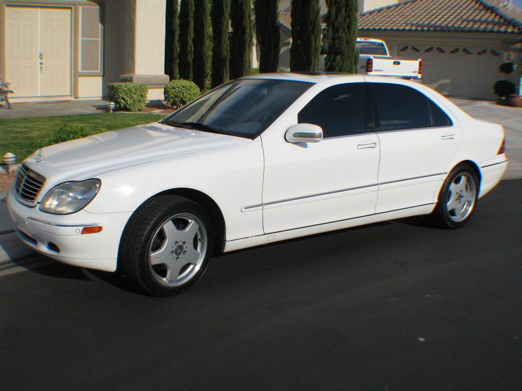 Bigdthep 2001 mercedes benz s class specs photos for Mercedes benz s class 2001
