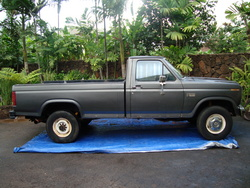 BabyStackss 1985 Ford F150 Regular Cab