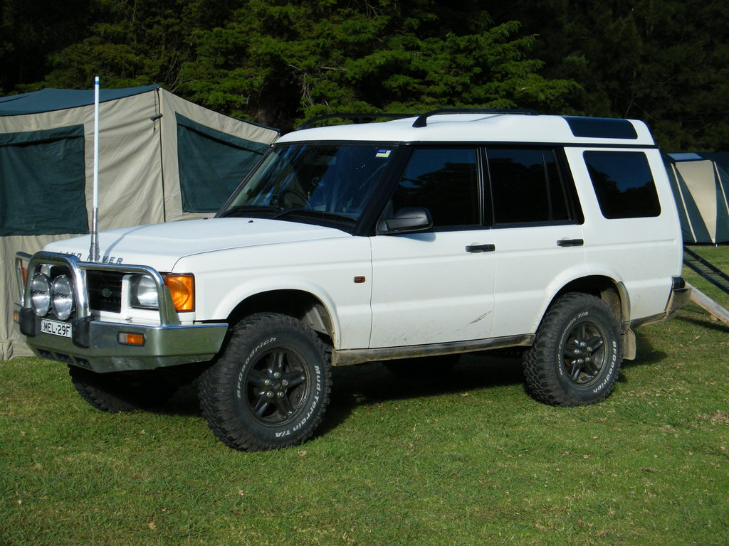 Another jordoz 2001 Land Rover Discovery post... - 11893094