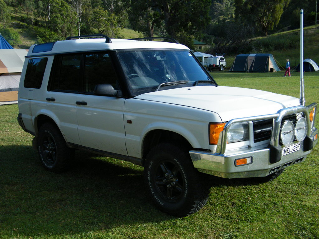 Another jordoz 2001 Land Rover Discovery post... - 11893095