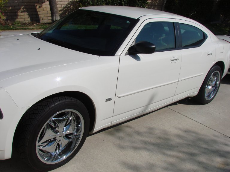 rawright 2007 Dodge Charger