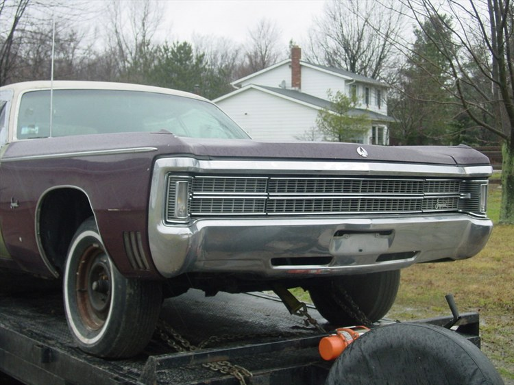 Troublmax 1969 Chrysler Imperial Specs Photos Modification Info At Cardomain