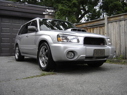 bryoung 2004 Subaru Forester
