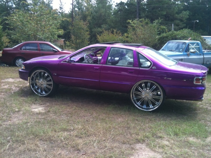 stratus4me 1995 chevrolet caprice specs photos modification info at cardomain cardomain