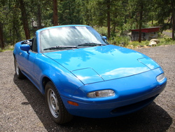 MazdaJoes 1992 Mazda Miata MX-5