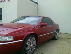Daddys_Caddys 1998 Cadillac Eldorado